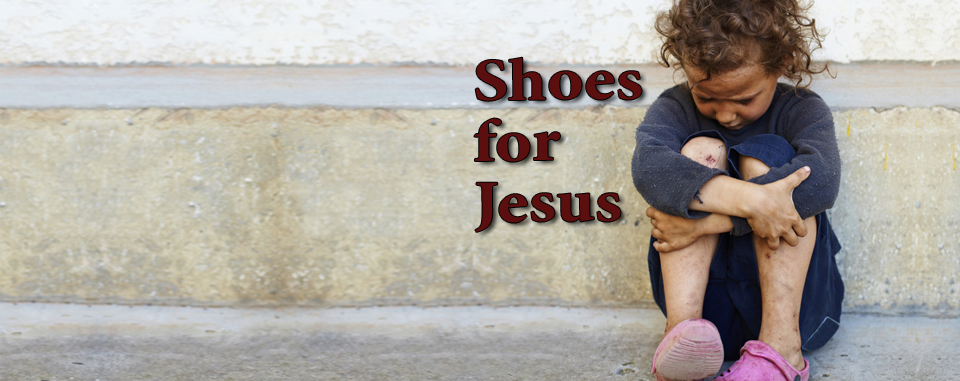 Shoes for Jesus